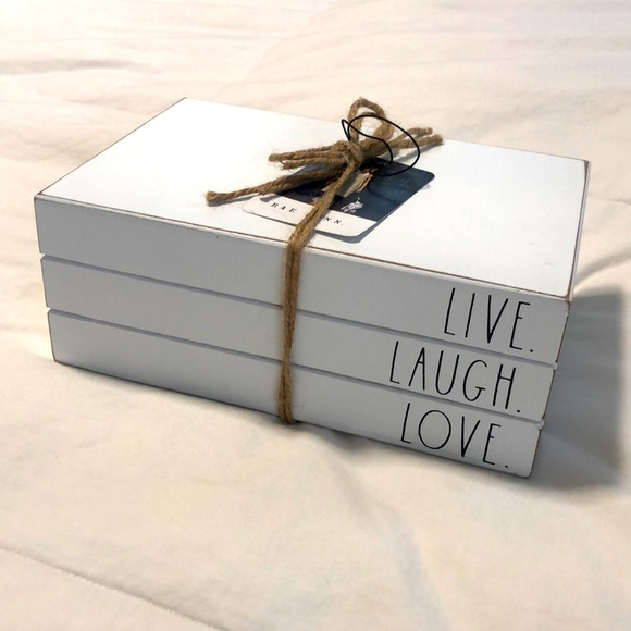 Rae Dunn - Live, Laugh, Love Stand